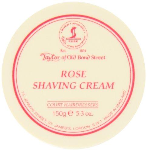 TAYLOR OF OLD BOND STREET Rasiercreme Rose, 150 g
