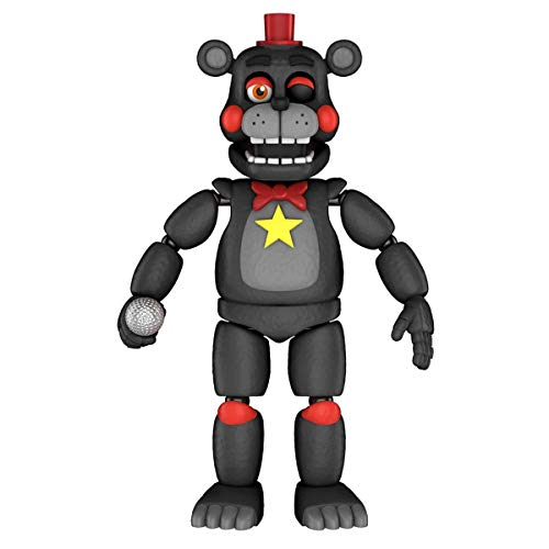 FIVE NIGHTS AT FREDDY'S Pizza Simulator - Lefty Collectible Figure