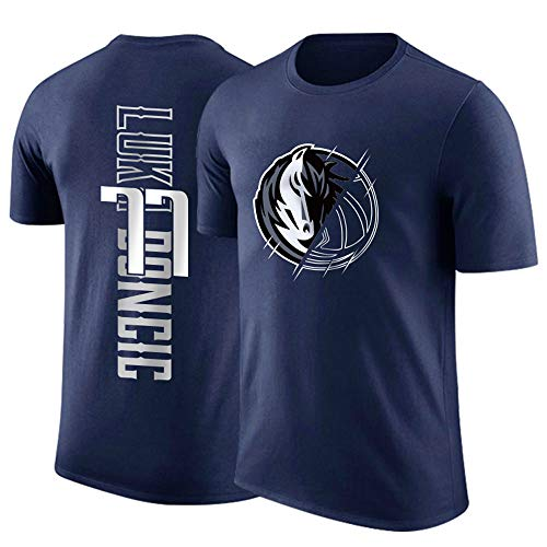 Lone Ranger Nowitzki retirado camiseta, Maverick City Edition East Cecchi manga corta
