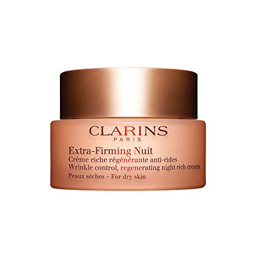 Clarins Extra-Firming Nuit Wrinkle Control Regenerating...