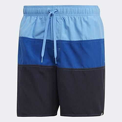 adidas CB SH SL Pantalon Homme, Reablu/Croyal, FR (Taille Fabricant : XL)