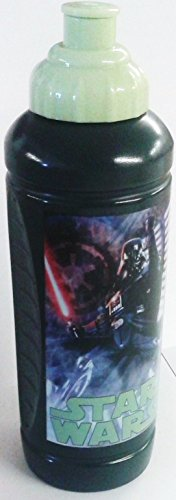 Star Wars - Bouteille Boisson Sport Galaxy sous Licence Officielle