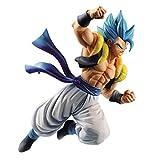 Banpresto Dragon Ball Super Broly Battle Saiyan God Gogeta Figure Statue