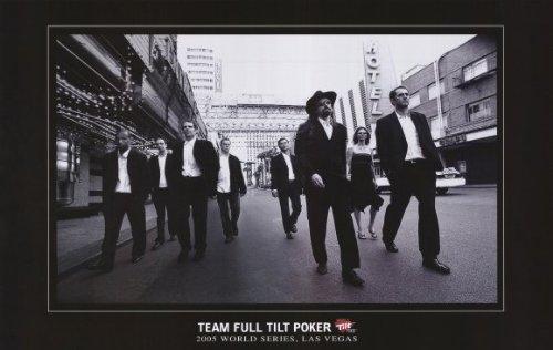 World Series of Poker Stampa Artistica (43,18 x 27,94 cm)