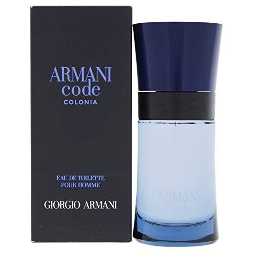 Giorgio Armani Code Colonia Eau de Toilette, 50 ml, 3614270692406