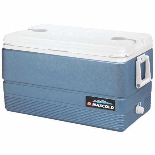 Igloo Max Cold Series Ice Chest 70 Qt Ice Blue