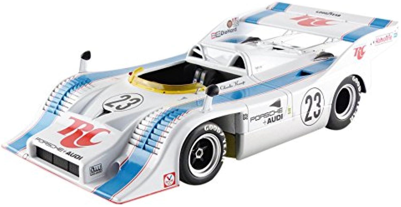40% de descuento Minichamps 155736523 Porsche 917 10 Can-Am Can-Am Can-Am 1973 Escala 1 18 blancoo Azul Rojo  disfrutando de sus compras