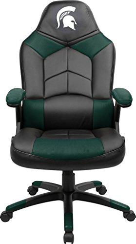 Imperial Officially Licensed NCAA Furniture; Oversized Gaming Chairs, Michigan State Spartans