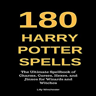 180 Harry Potter Spells cover art