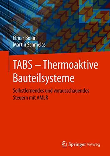 TABS – Thermoaktive Bauteilsysteme: Selbstlernendes und vorausschauendes Steuern mit AMLR (German Edition)