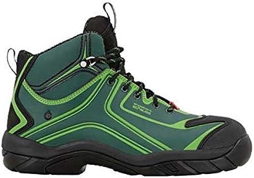 Enamarilloert Strauss 8p93.75.5.46zapatos de seguridad kajam, 46, Color verde verde de mar