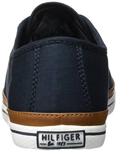 Tommy Hilfiger Damen Sneaker, Blau - 3