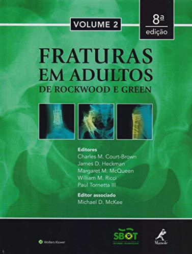 Fraturas em adultos: de Rockwood e Green