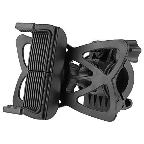 Redxiao 【𝐎𝐟𝐞𝐫𝐭𝐚𝐬 𝐝𝐞 𝐁𝐥𝐚𝐜𝐤 𝐅𝐫𝐢𝐝𝐚𝒚】 Soporte para teléfono Negro Flexible, Duradero y Ajustable, Equipo de Ciclismo con rotación de 360 Grados, Motocicleta para Bicicleta