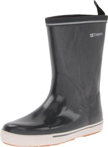 Hot Sale Tretorn Women's Skerry Metallic Rain Boot,Pewter,40 EU/9 D US