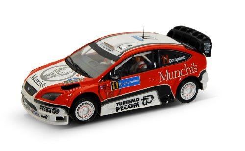 Ninco Slot SCX Scalextric 50469 Ford Focus WRC Munchi's '07 Companc