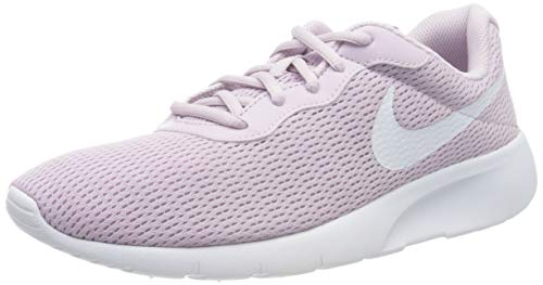Nike Tanjun (GS) Sneaker, Ice Lilac/White, 37.5 EU