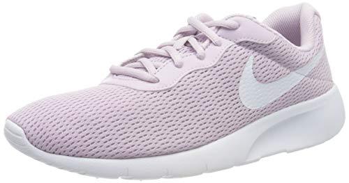 Nike Unisex-Child Tanjun (GS) Sneaker, Ice Lilac/White, 39 EU