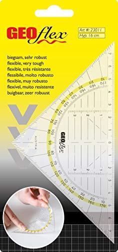 Aristo AR23011 Geo Flex Geometrie-Dreieck 10er Pack