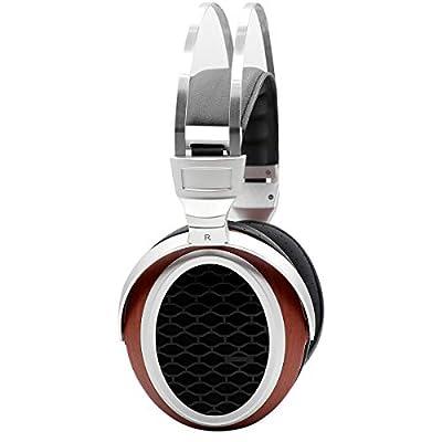 BLON B20 Full-Size Planar Magnetic Wood Over-Ear Open Back HiFi Headphone