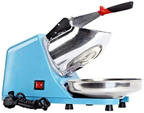 Fantastic Prices! Ice blender Stainless Steel Commercial Ice Shaver Heavy Duty - 440lb/h Sno Snow Co...