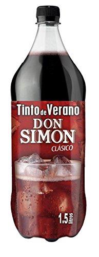 Don Simon Tinto Verano de 4.5º - Paquete de 6 botellas de 150 - Total 900 0 ml