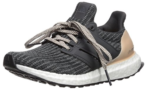 adidas Women's Ultraboost w Road Running Shoe, Grey Five/Carbon/Ash Pearl, 9.5 M US