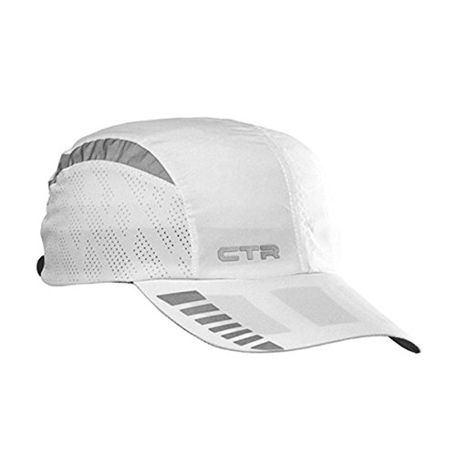 CTR Messieurs Chase Midnight Run Casquette, White, One Size