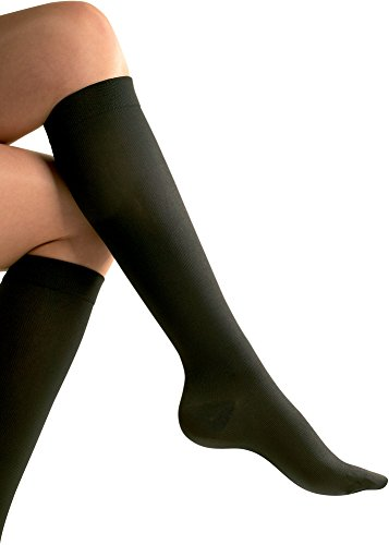 Design Go 802 Collants de compression Noir L