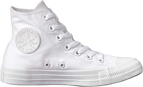 Converse Chuck Taylor CT As SP Hi, Zapatillas Altas Unisex Adulto, Blanco (Blanc Optical), 37 EU