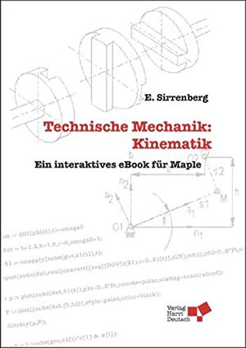 Technische Mechanik : Kinematik [import allemand]