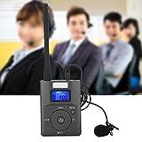 Estink FM Transmitter, Portable 3.5MM Low-Power Wireless FM Transmitter Stereo Radio Broadcast Adapter