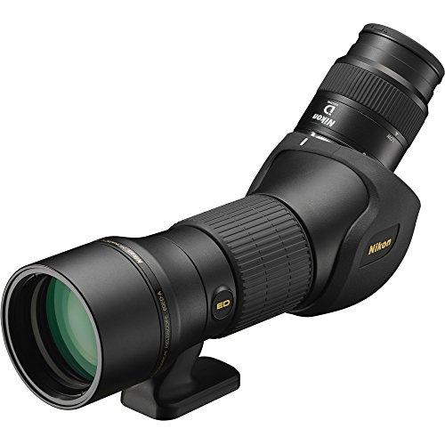 Nikon BDA153WA Negro - Monocular (98 mm, 110 mm, 1,25 kg, 1 m, Negro)