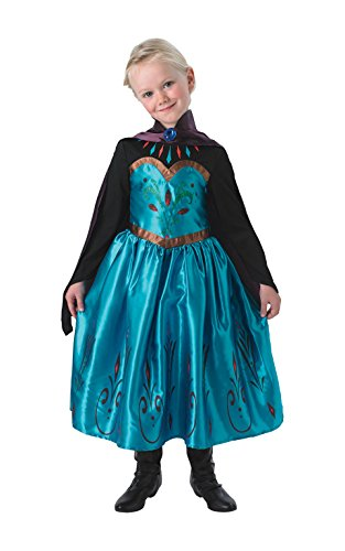 Rubie's 3610376 - Elsa Frozen Coronation Dress - Child, Verkleiden und Kostüme, L