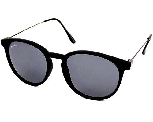 MONTANA S33 Gafas, Multicolor (Black/Smoked Lenses), Talla única Unisex Adulto