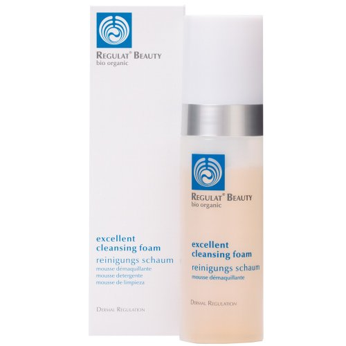 Dr. Niedermaier Regulat Beauty Excellent Cleansing Foam I tiefenreine Haut I Reinigungsschaum (150 ml)