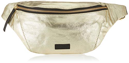 Superdry Damen Metallic Bum Bag Handgelenkstasche Gold (Gold Foil)