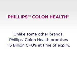 Phillips Colon Health - Probiotics Capsules - Immune Support - Helps Defend Occasional Gas, Bloating, Constipation, & Diarrhea - 60 Count #5