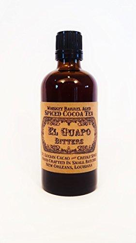 El Guapo Whiskey Barrel Aged Spiced Cocoa Tea Bitters