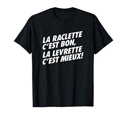 La Raclette C'est Bon La Levrett...