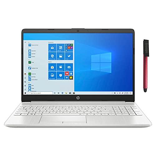 2021 Newest HP 15 15.6' FHD Laptop Computer, Intel Quad-Core...