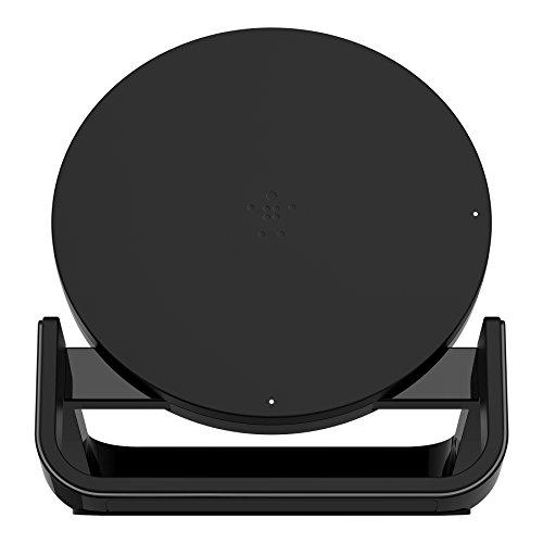 Belkin F7U052myBLK Boost Up - Cargador inalámbrico, Color Negro (UK Plug)