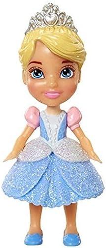 disfruta ahorrando 30-50% de descuento My First First First Disney Princess Sparkle Collection Mini Toddler Doll Cinderella by Jakks Pacific  la mejor oferta de tienda online