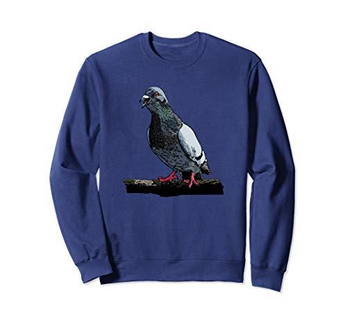 Taube Füttern Brieftauben Vogel Taubenzüchter Sweatshirt