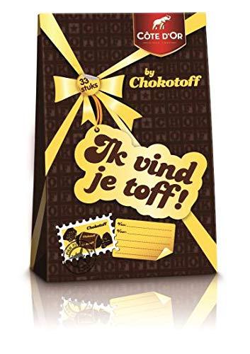 8 x Chocolade Chokotoff Ik Vind Tof 300 gram