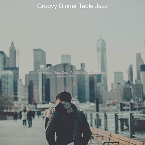 Groovy Dinner Table Jazz
