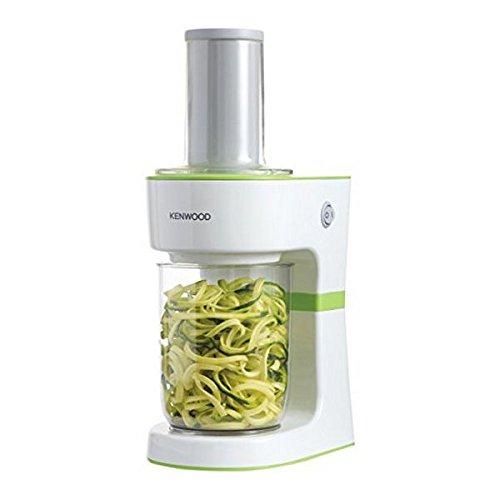 Robot culinaire Kenwood FGP203WG Spiralizer 70W Blanc Vert