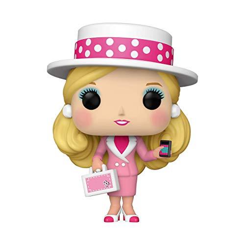 Funko Pop! Retro Toys: Barbie - Business Barbie, 3.75 inches
