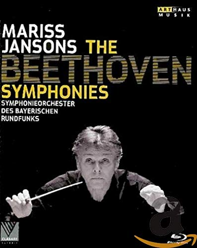 Mariss Jansons - The Beethoven Symphonies [Blu-ray]