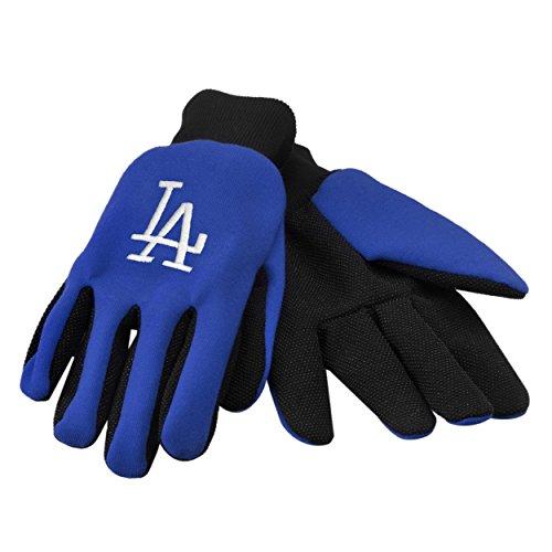 Forever Collectibles MLB 2011Arbeit Handschuh, Damen Kinder Herren Unisex, GLVWKMB11, Los Angeles Dodgers, Einheitsgröße